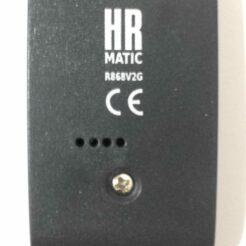 HR MATIC R868V2G Mando garaje duplicador
