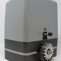 Kit motor puerta corredera CARRERA 800KG con 4 mts cremallera acero