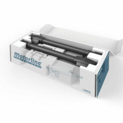 Kit Motorline Lince 600R doble hoja batiente