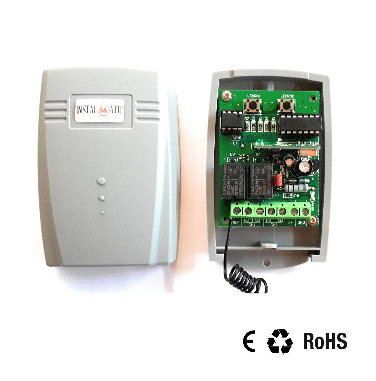 Receptor universal 433,92Mhz RX4-B