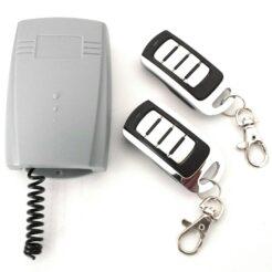 Kit receptor universal con 2 mandos TX4