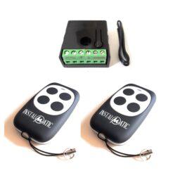 Kit receptor universal RX1 con 2 mandos TX-PRO