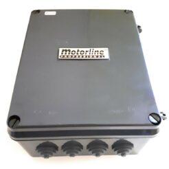 Motorline MC2 Central maniobras puerta batiente