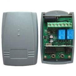 Kit receptor universal RX4 con 2 mandos GM