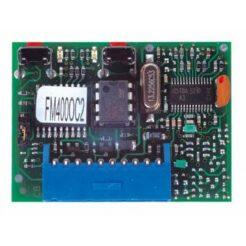 Telcoma OC2 Noire receptor enchufable